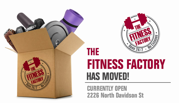 fitness factory, the fitness factory, fitness factory charlotte
